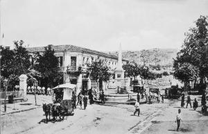 Το Σιντριβάνι της Θεσσαλονίκης - δώρο του Τούρκου Πασά στους…