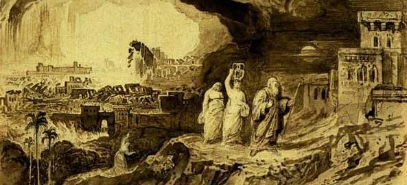Ο Νώε, ο Λωτ, τα Σόδομα, τα Γόμορρα και το κακό συναπάντημα… -  cityculture.gr
