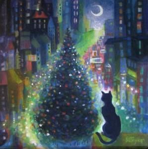 Όλες οι παραμονές Χριστουγέννων ένα αμύγδαλο πικρό