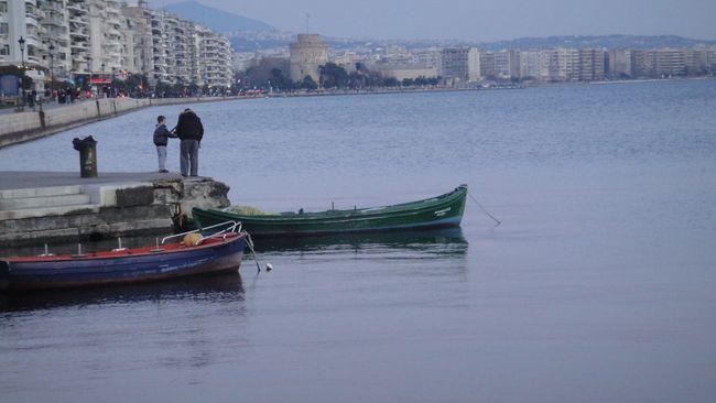 Μια Κυριακάτικη βόλτα στη Θεσσαλονίκη…