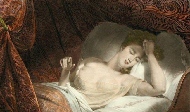 «Η ωραία κοιμωμένη, όμορφα ξυπνά»…