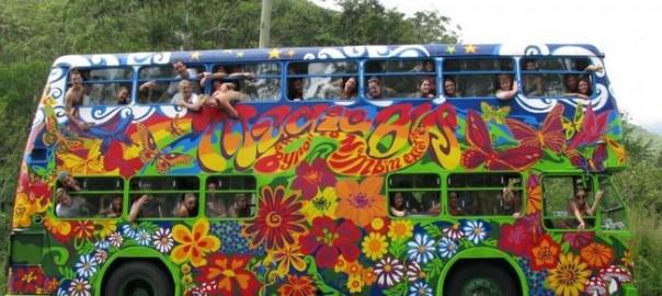 magic bus-hippie