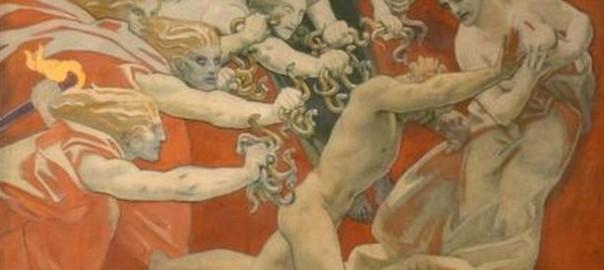 Ορέστης κυνηγημένος από τις Ερινύες, John Singer Sargent, 1921orestes-pursued-by-the-furies-1921blog