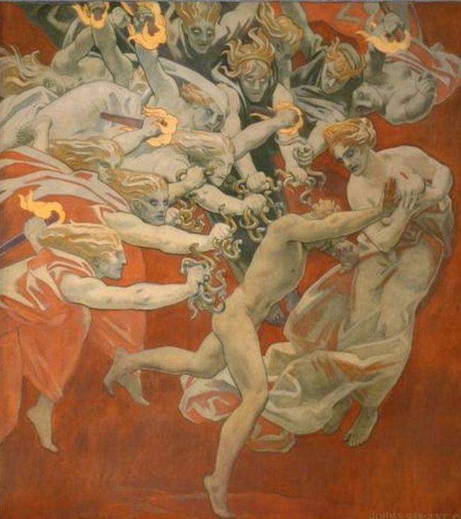 Αρχαία τραγωδία και ψυχανάλυση