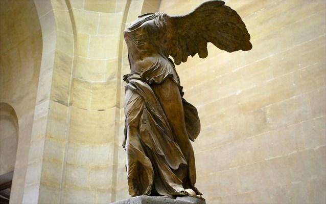 Η Νίκη της Σαμοθράκης επέστρεψε στο Λούβρο και όχι στην Ελλάδα