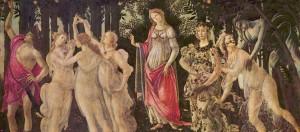 Η Άνοιξη του Botticelli (1480)