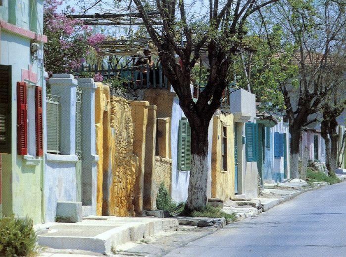 Κάστρα-Άνω Πόλη, μια όμορφη γειτονιά της Θεσσαλονίκης