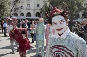 """Στα παρασκήνια του """"Quidam"""" - Cirque de Soleil, τι είδαμε,…"""