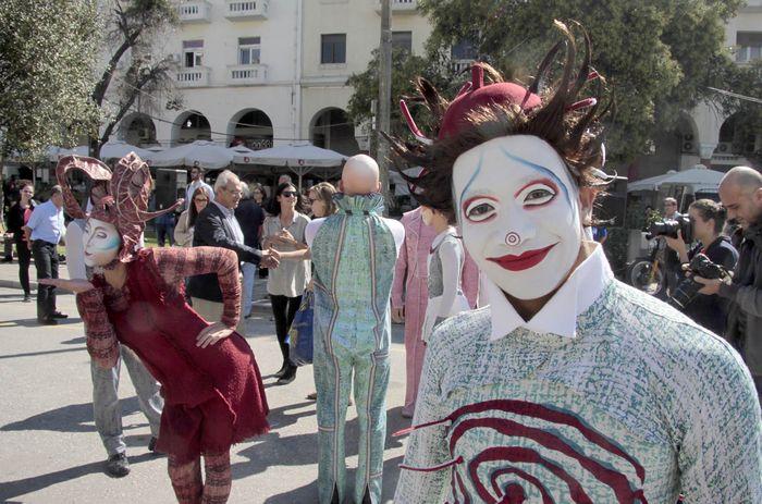 """Στα παρασκήνια του """"Quidam"""" – Cirque de Soleil, τι είδαμε, τι μάθαμε"""