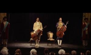 2cellos, η μουσική είναι μία, πανέμορφο video