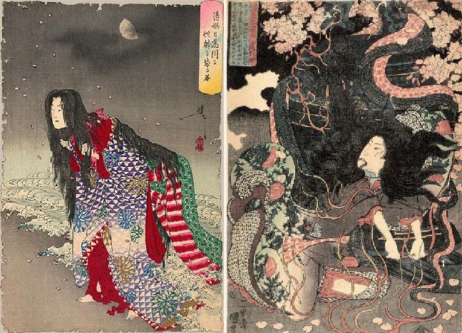 Οι τρομακτικοί δαίμονες της ιαπωνικής κουλτούρας