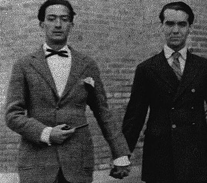 Ερωτικές επιστολές: Φεντερίκο Γκαρθία Λόρκα προς Σαλβαντόρ Νταλί