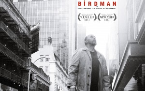 Birdman ή (Η απρόσμενη αρετή της αφέλειας)
