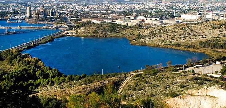 Ποιός ξέρει την λίμνη Κουμουνδούρου;