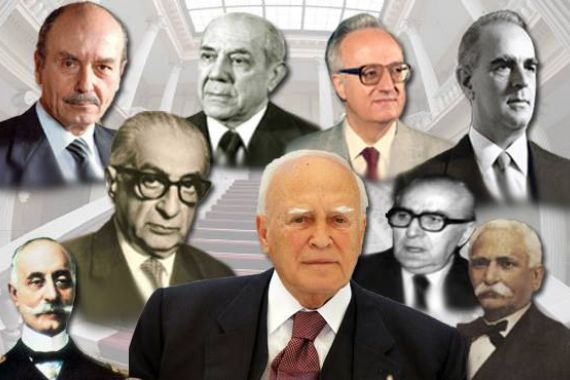 Οι Πρόεδροι της Ελληνικής Δημοκρατίας από το 1927: Ο θεσμός και τα πρόσωπα