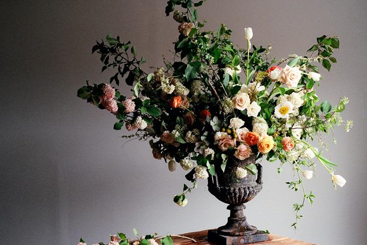 Η τέχνη των λουλουδιών