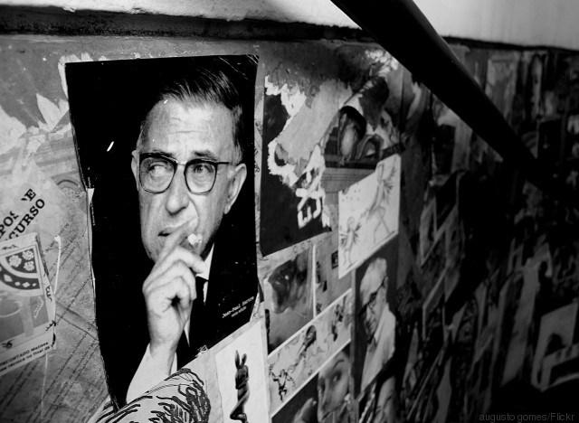 4 μεγάλες αλήθειες της ζωής όπως μας τις έμαθε ο Jean Paul Sartre