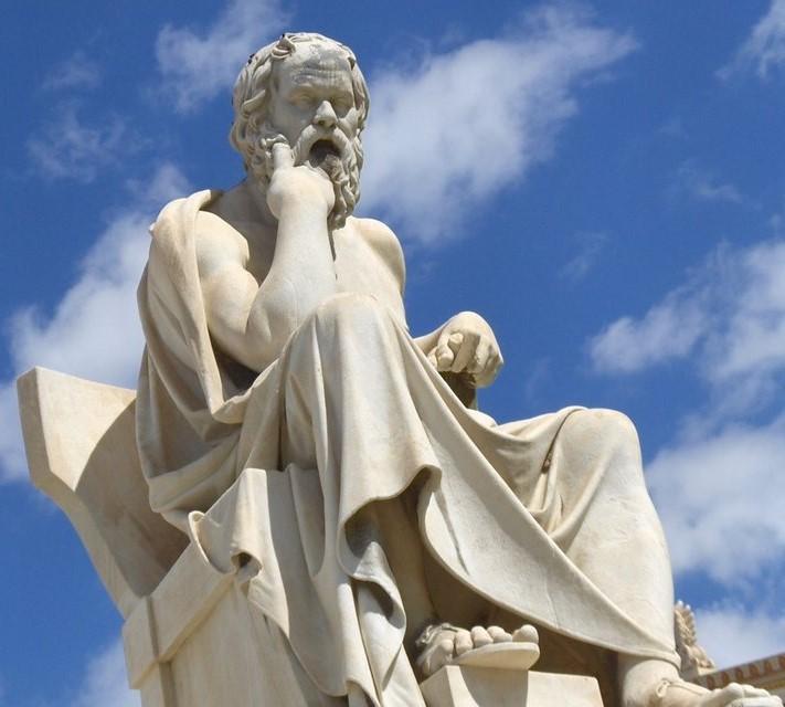 Ο μορφωμένος άνθρωπος σύμφωνα με τον Σωκράτη…