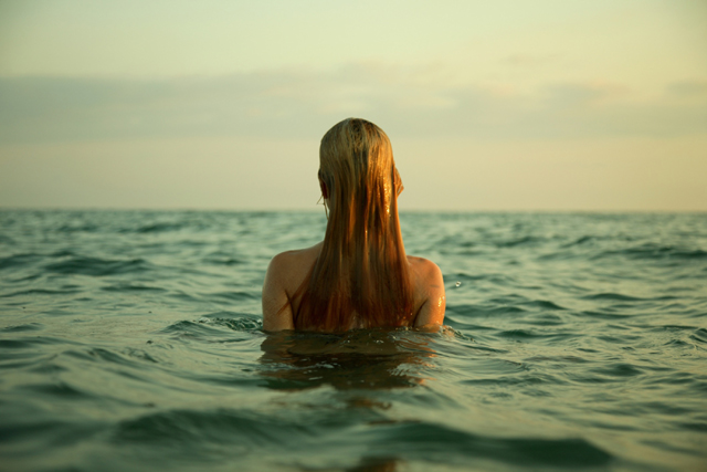 «Η κόρη της θάλασσας» – Σταύρος Φρύδας