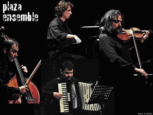 «Plaza Pessoa» από το Plaza Ensemble στο Μέγαρο Μουσικής * Κριτική