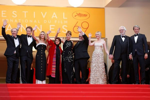 Βραβεία του 69ου Φεστιβάλ Κινηματογράφου Καννών.