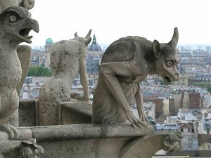 Γκαργκόιλ, οι μεσαιωνικοί φύλακες της Ευρώπης