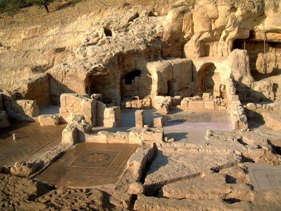 ζευγμα αρχαιολογικος χωρος
