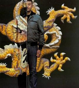 Liu Bolin, ο χαμαιλέων των πόλεων