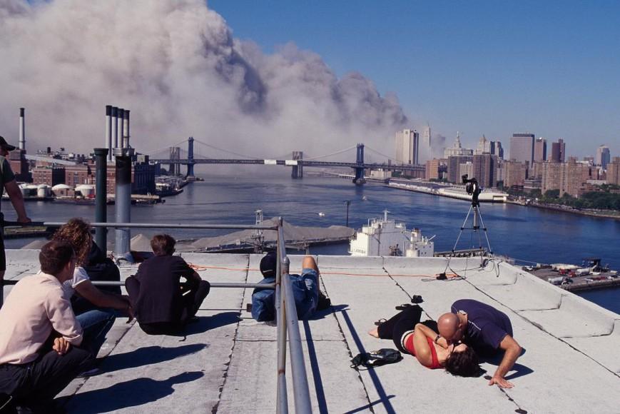 Η αδημοσίευτη φωτογραφία της 11ης Σεπτεμβρίου