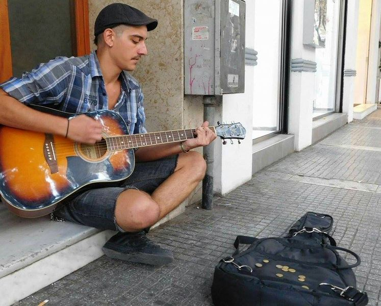 Ο κιθαρίστας της Τσιμισκή