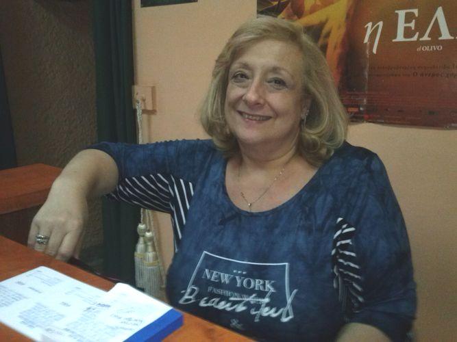 Ντίνα Σιδέρη: Το Άλεξ είναι μια όμορφη οικογενειακή «γωνιά»
