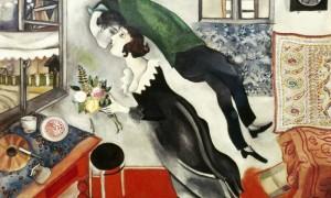 Marc Chagall, Τα γενέθλια (1915)
