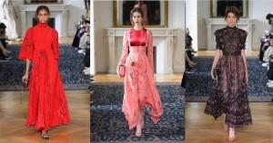 Ας κρυφοκοιτάξουμε στα ρούχα της άνοιξης (Valentino '17)