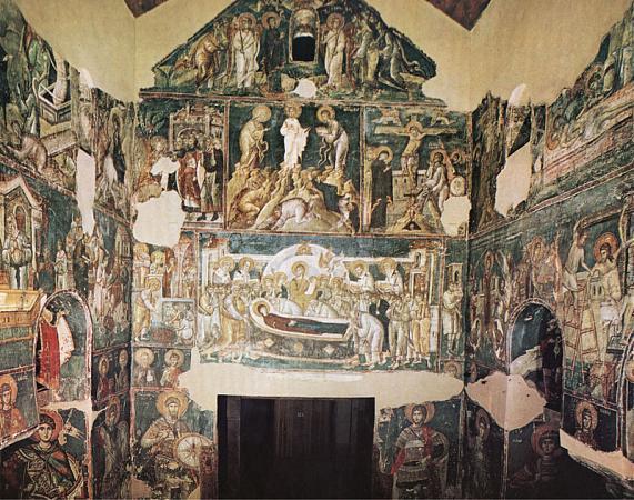 Ο ναός του Αγίου Νικολάου του Ορφανού (14ος αι.)