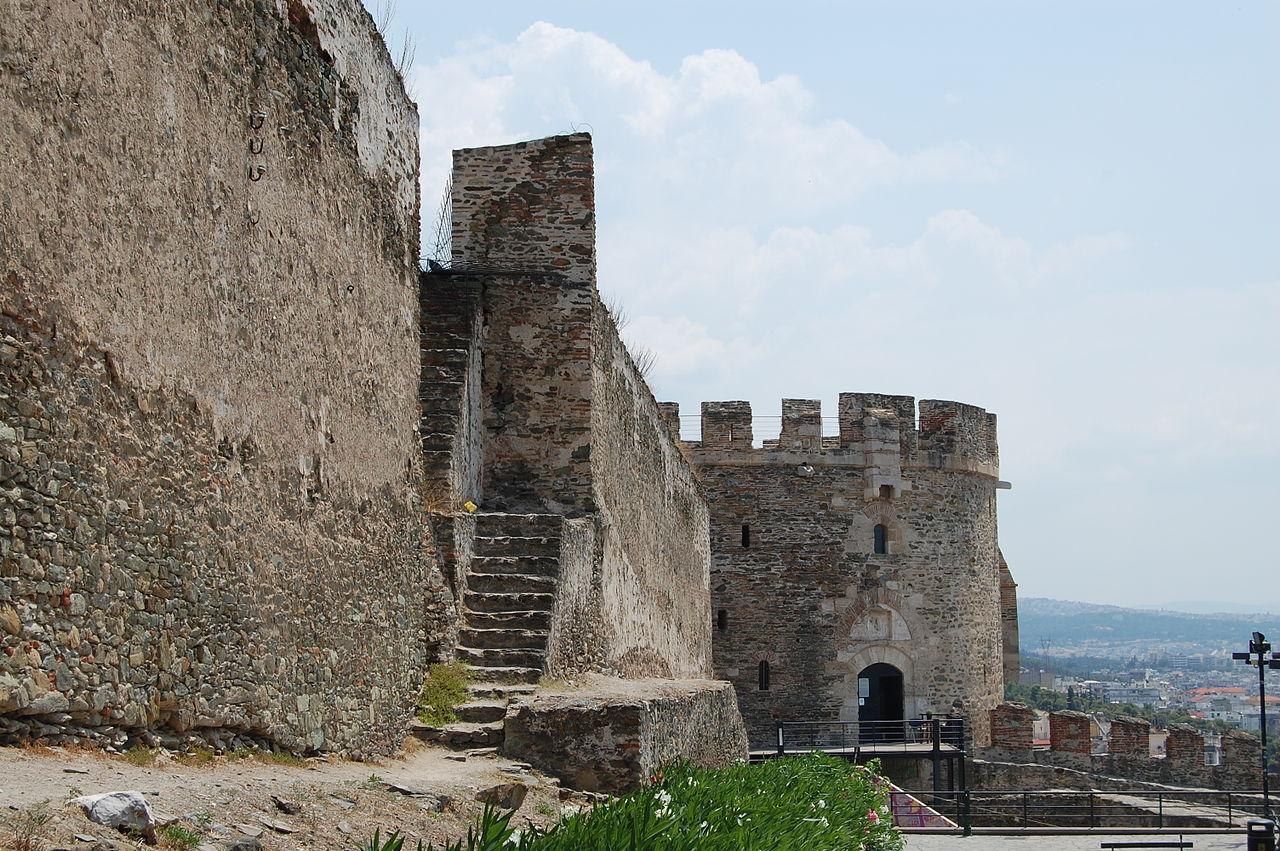 Τα βυζαντινά τείχη της Θεσσαλονίκης (4ος - 5ος αι.)
