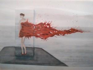 Καψάλη Καβαφική: Ένα πινέλο ντελικάτο