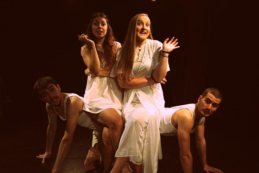 Κάτω από το Γαλατόδασος – Από την ομάδα Angelus Novus, στο θέατρο Αυλαία *κριτική