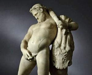 Ο μεθυσμένος Ηρακλής