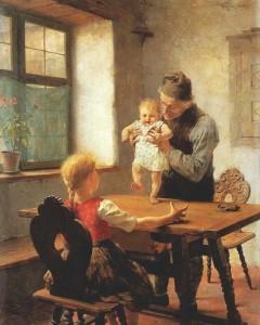 Γιώργος Ιακωβίδης, Τα πρώτα βήματα (1889)