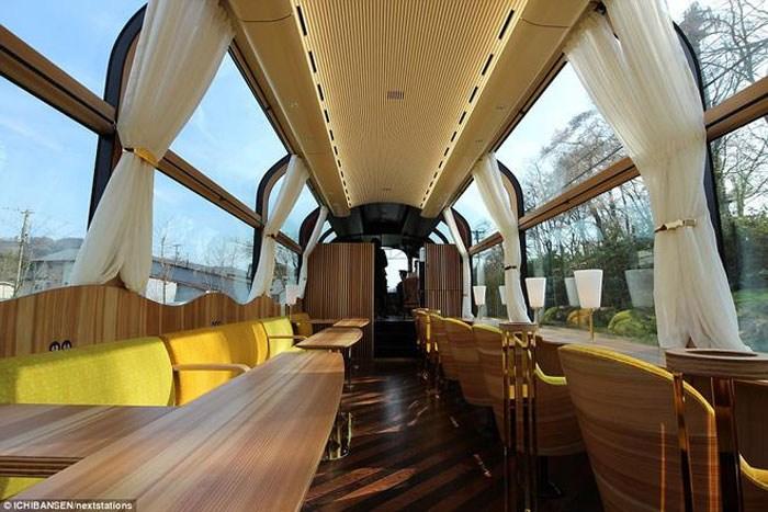 Ταξιδέψτε σε μια άλλη εποχή …με τρένο