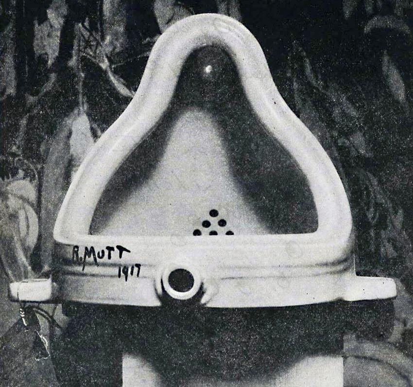 Κρήνη του Marcel Duchamp