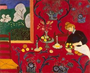 Το «Κόκκινο Δωμάτιο» του Henri Matisse
