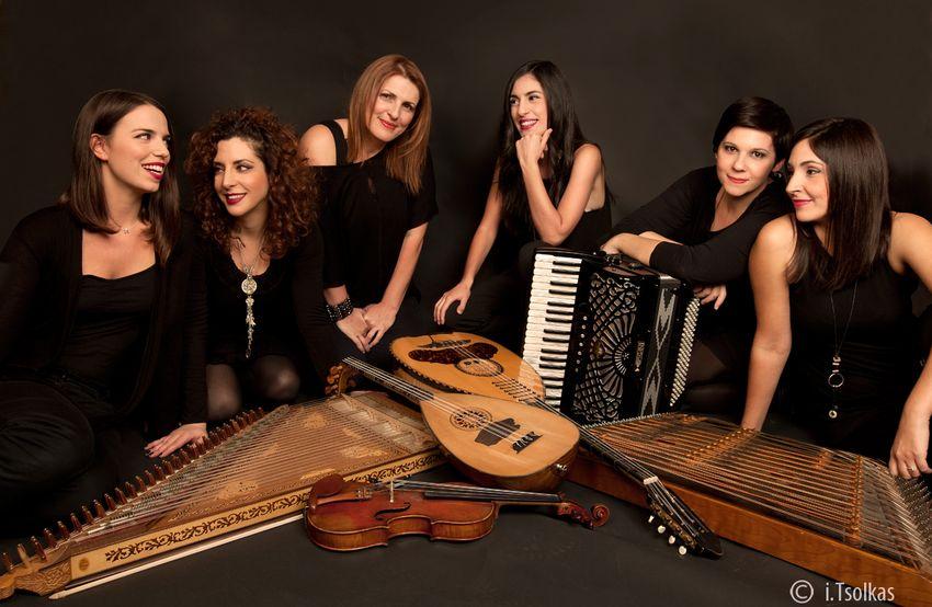 Συνάντησα την άνοιξη – Η γυναικεία ορχήστρα παραδοσιακής μουσικής SMYRNΑ