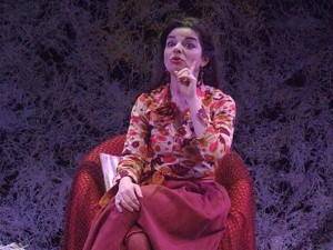 Την παράσταση «Αδαμαντία» παρακολουθήσαμε στην Θεσσαλονίκη, στο θέατρο Αυλαία.