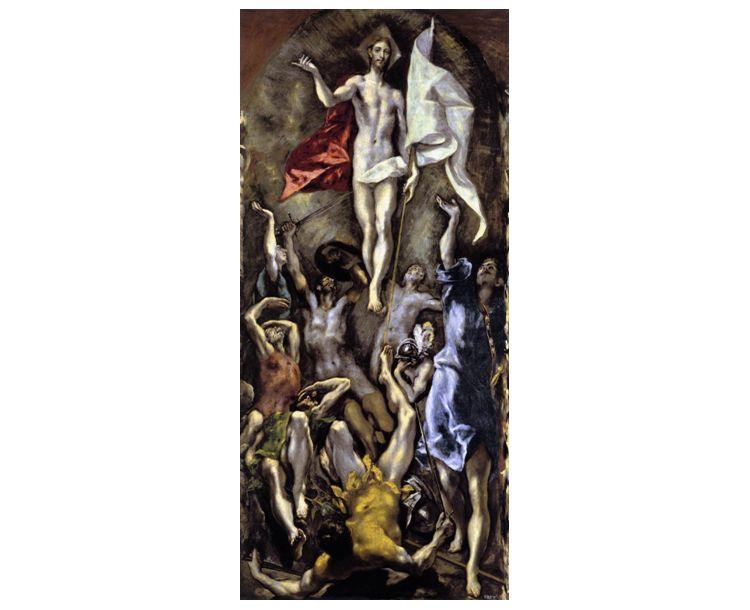 Η Ανάσταση του El Greco