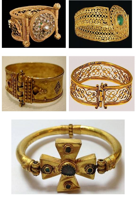 Βυζαντινά περικάρπια 12ος -13ος αιώνας