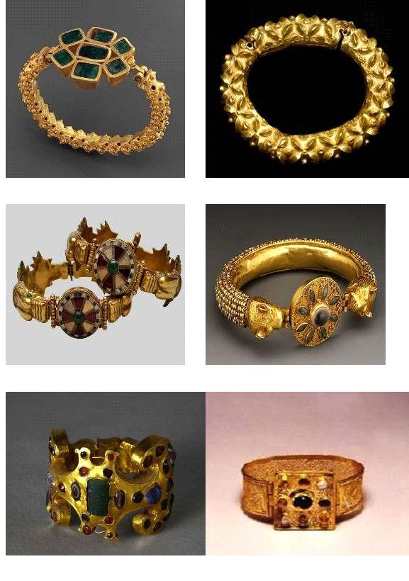 Βυζαντινά περικάρπια 3ος -4ος αιώνας