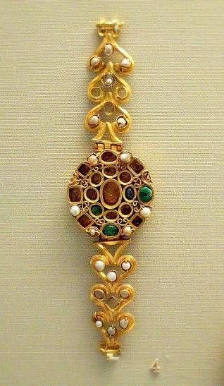 Βυζαντινά περικάρπια 3ο -4ο αιώνα