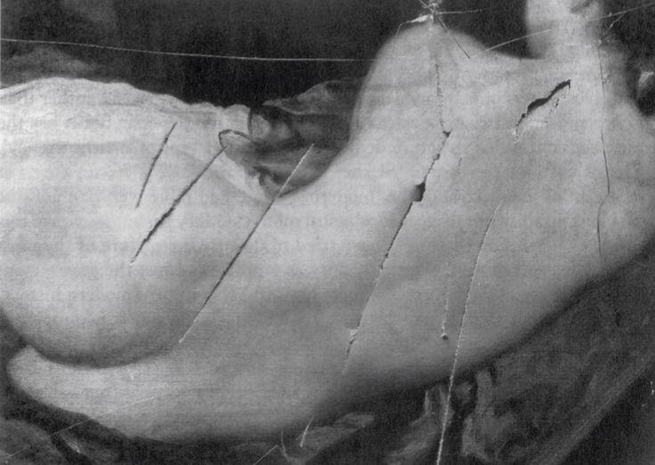 damaged Rokeby Venus