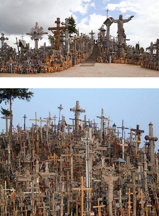 Ο Λόφος των Σταυρών Πολωνία